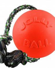 Jolly Pets Romp-n-Roll -ORANGE-