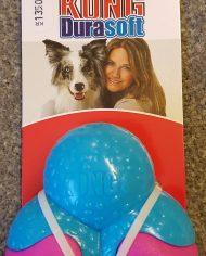 KONG DuraSoft Puppy Blå:Rosa